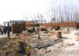 Construction of GHS Padowali, Haridwar